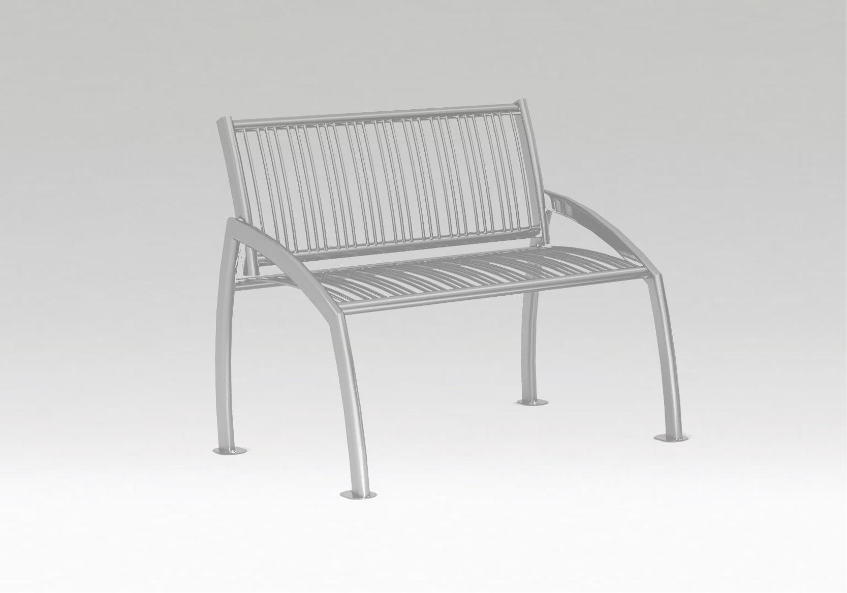 Fém ülőfelülettel