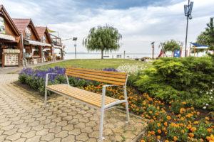 Vonyarcvashegy – Lido Strand