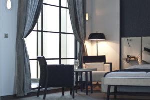 MÜPA - Hotel mintaszoba