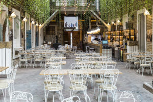 Budapest - Mazel Tov étterem