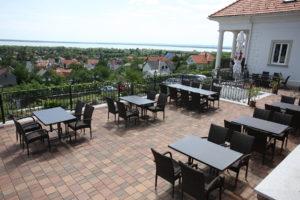 Vonyarcvashegy - Zenit hotel