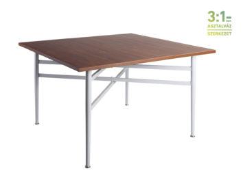 Hektor négyzet asztallap