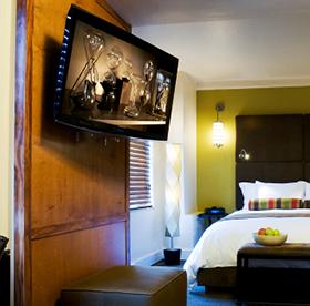 Hotelové pokoje