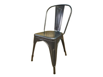 Acélvázas szék