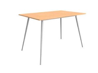 Fémvázas asztal